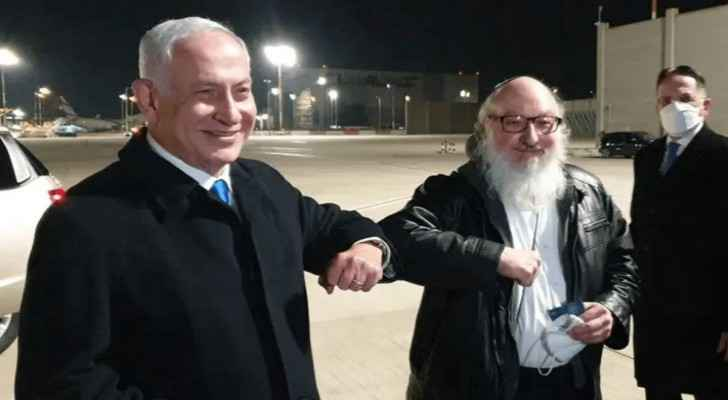 Former convicted US spy greeted by Netanyahu upon arrival to Israeli Occupation