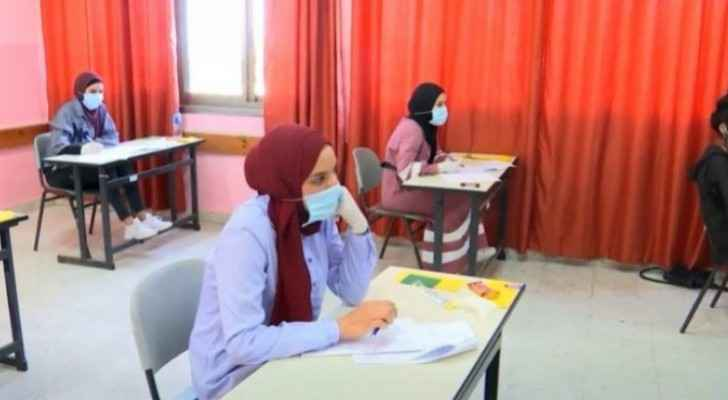 Supplementary examinations begin for Tawjihi Students