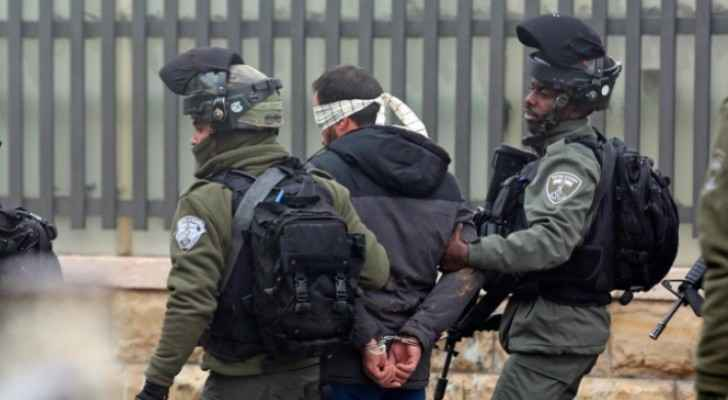 Israeli Occupation arrested 76 Palestinians from Gaza Strip in 2020