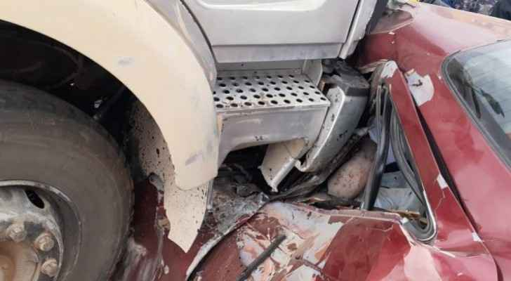Car collision results in six deaths in Mafraq