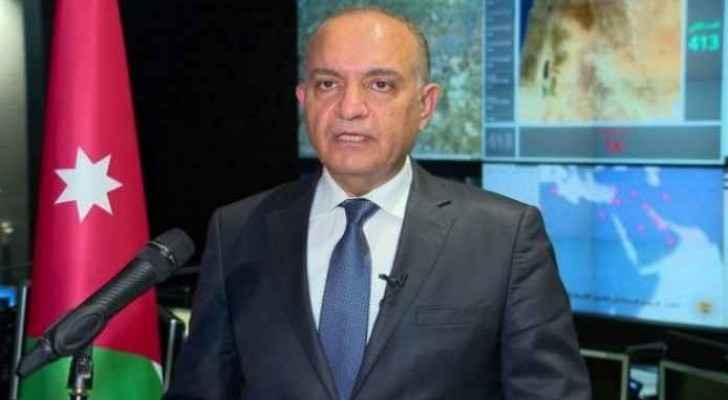 King swears in Adaileh as Jordan's ambassador to Egypt