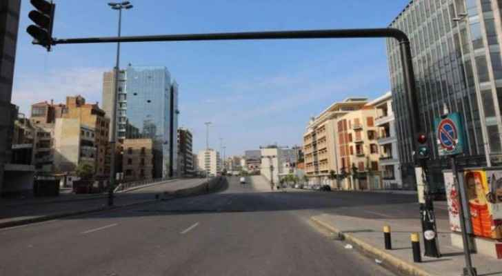 Lebanon enters first day of fifth total lockdown