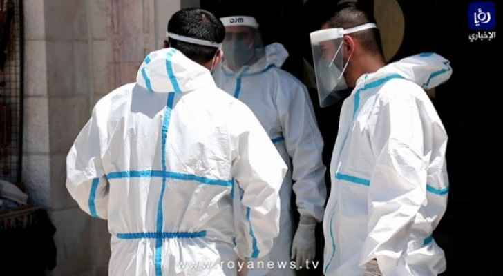 Jordan records 13 deaths and 1,215 new coronavirus cases