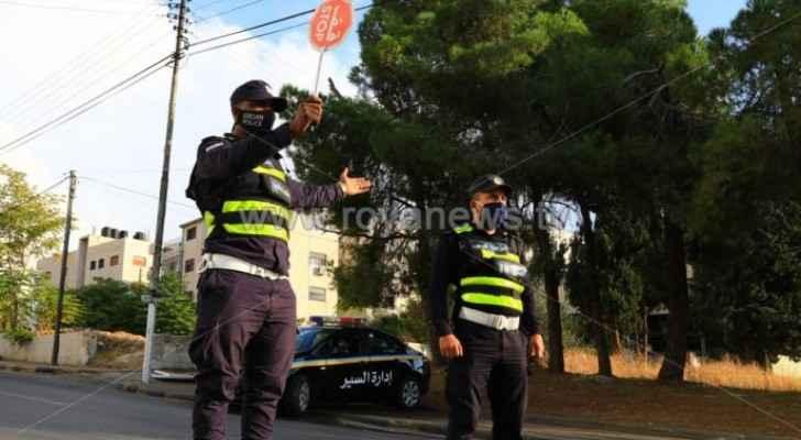 More than 150 people violate lockdown in Amman