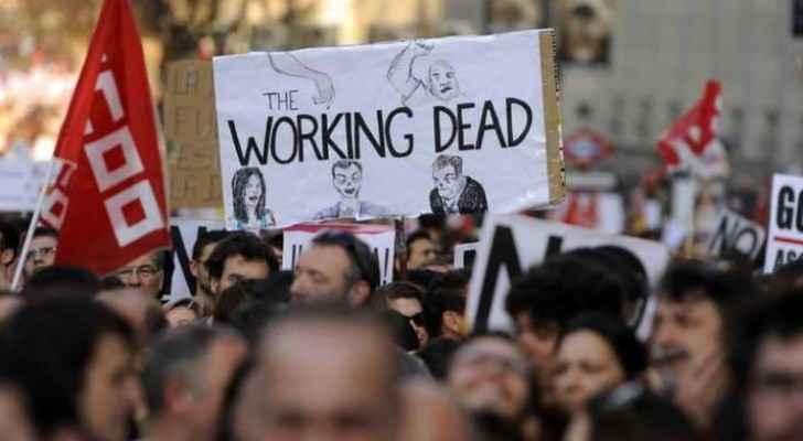 Over 15 million are unemployed in EU: Eurostat