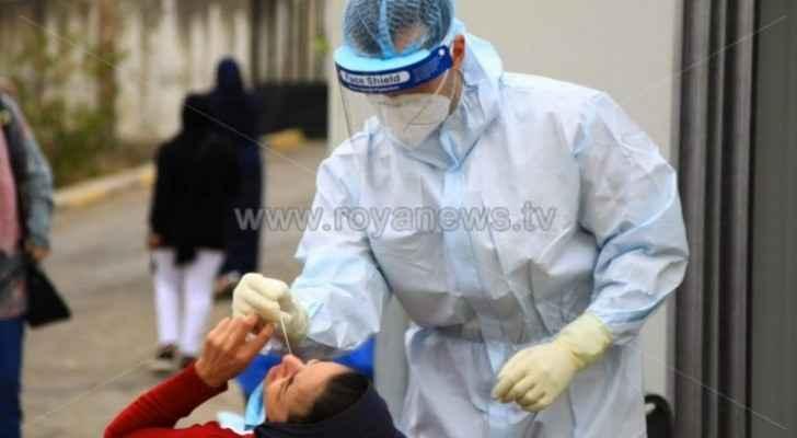 Jordan records 20 deaths and 796 new coronavirus cases