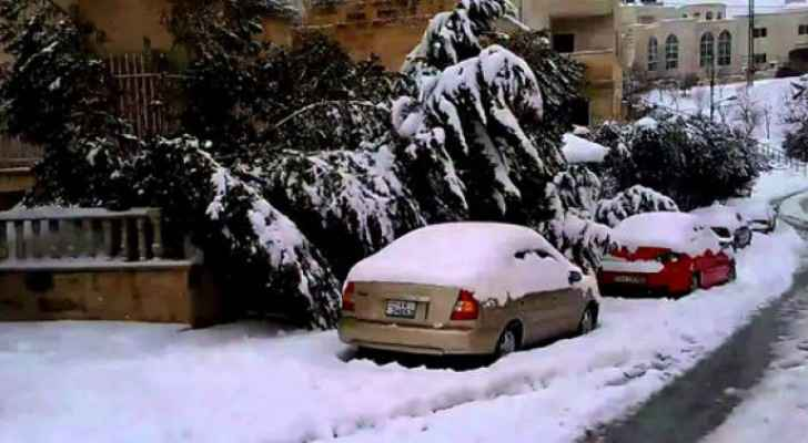 Social media users reminisce on 2013 snowstorm