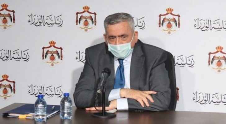 Obeidat confirms arrival of first batch of Pfizer vaccine Monday