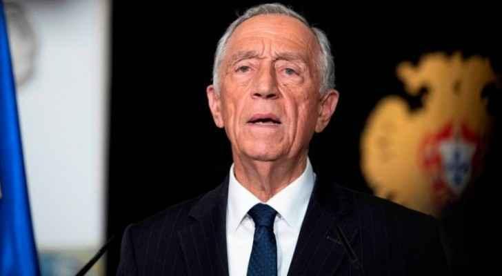 Portugal's president tests positive for coronavirus, then negative