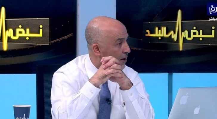 Around 3,000 people were vaccinated Wednesday: Al-Hayajneh