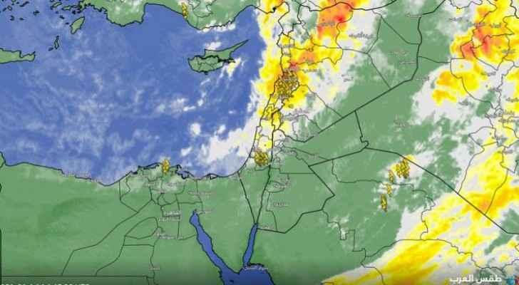 Amman to see rain, colder weather Thursday night