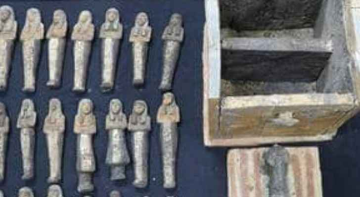 IMAGES: Egypt uncovers archaeological discoveries which will 'rewrite history'