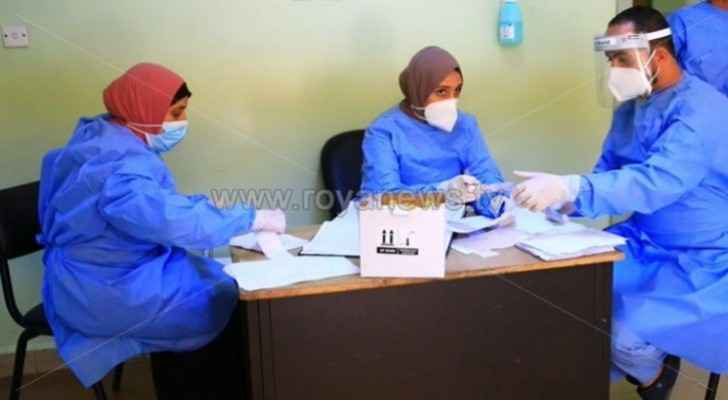 Jordan records eight deaths and 957 new coronavirus cases