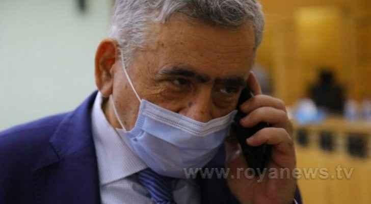 More than 12,000 vaccinated in Jordan: Obeidat