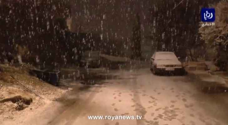 Snowfall expected in different parts of the Kingdom Wednesday: Arabia Weather