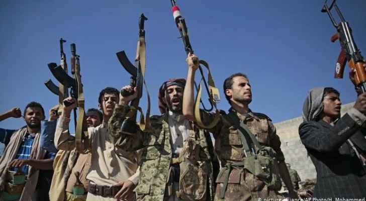Houthi rebels pictured in Yemen. Photo: AP/DW