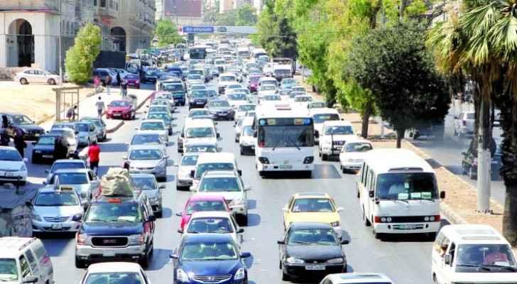 Jordan ranks 14th worldwide, second in Arab world in terms of traffic congestion
