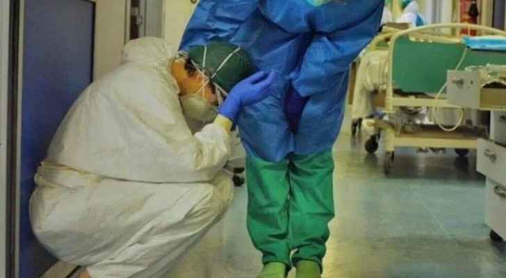 Jordan records 10 deaths and 608 new coronavirus cases