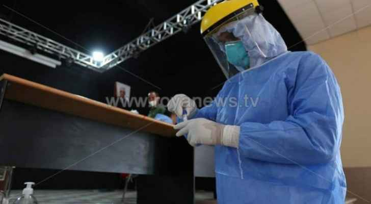 Palestine confirms five deaths and 603 new coronavirus cases