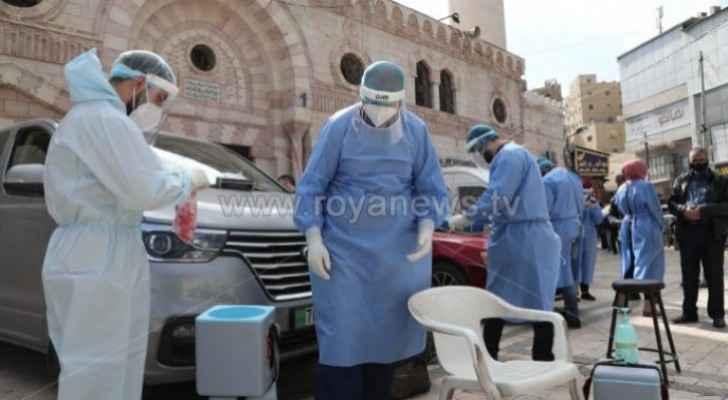 Jordan records 14 deaths and 870 new coronavirus cases