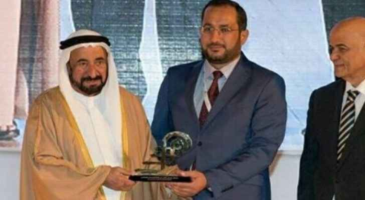 Jordanian wins first place in competition conducted by University of Sharjah