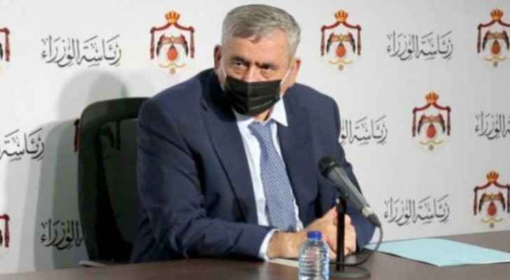 Jordan witnesses increase in rates of positive PCR tests: Ayed