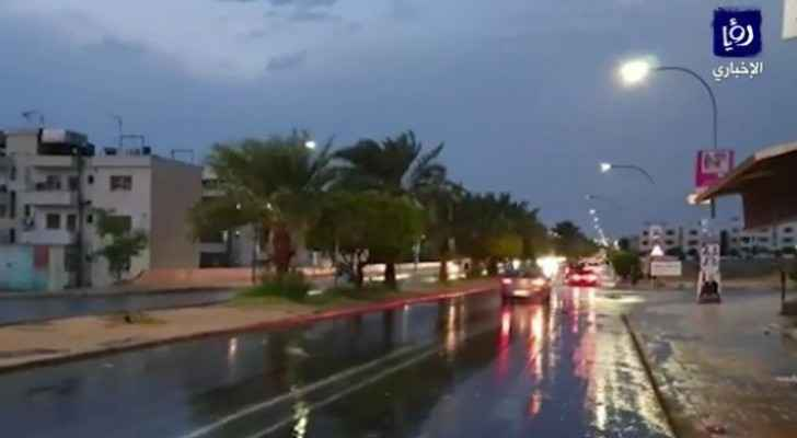 ASEZA prepares, warns of unstable weather conditions, flooding in Aqaba