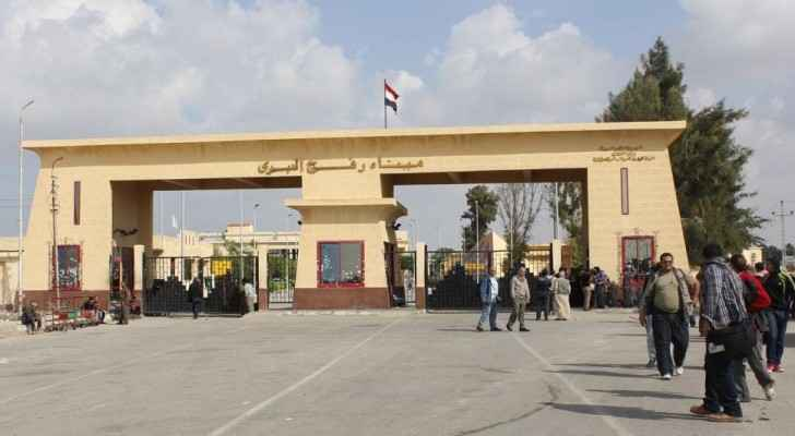 Egyptian authorities open Rafah crossing with Gaza Strip 'indefinitely'