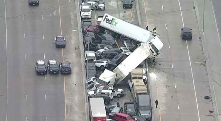 130-car pileup in Texas kills at least six