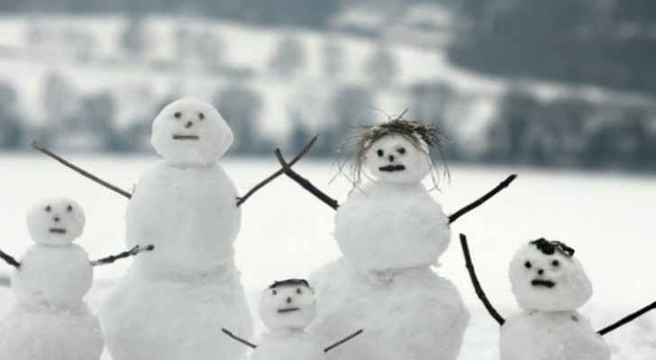 VIDEO: Moscow residents enjoy snow day