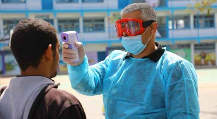 Palestine records three deaths and 804 new COVID-19 infections
