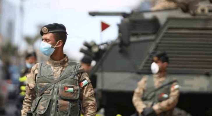 JAF thwarts infiltration attempts from Syria