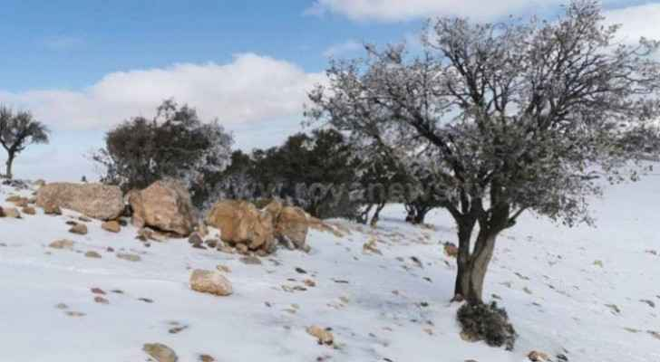 Significant drop in temperatures, snow Wednesday: Arabia Weather