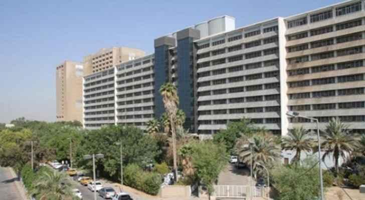 Fire breaks out in hospital in Baghdad