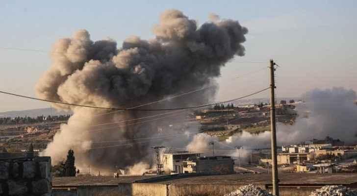 Russian airstrikes kill 21 Daesh members in Syria