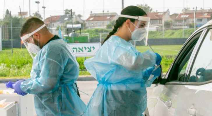 Israeli Occupation begins reopening sectors after vaccinating almost half of population