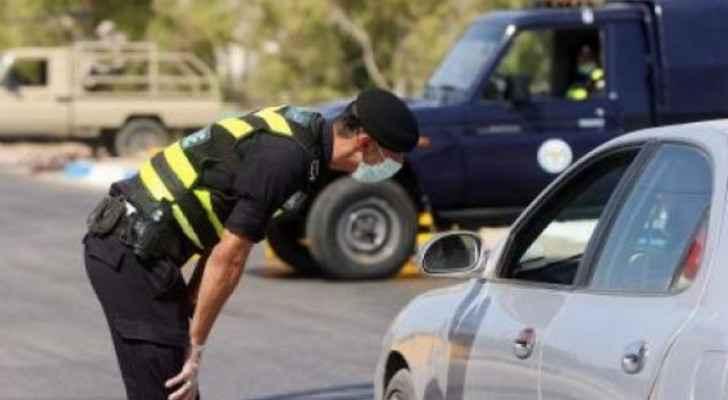 Two people arrested in Mafraq for violating home quarantine measures