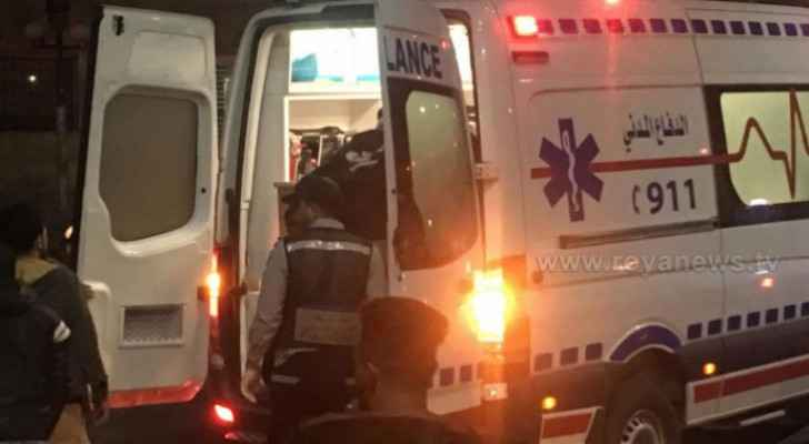 Six people suffer breathing problems after inhaling gases from heating device