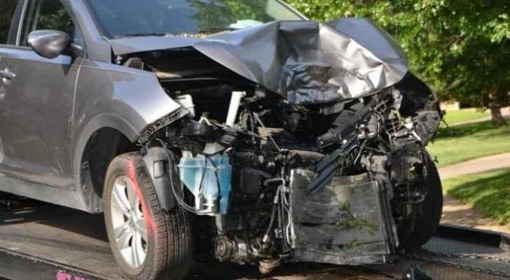 Three injured in traffic accident in Ajloun: CDD
