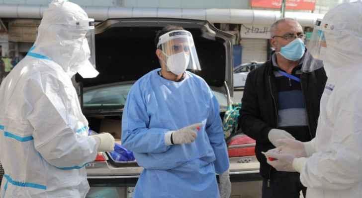 Jordan records 22 deaths and 4,024 new coronavirus cases