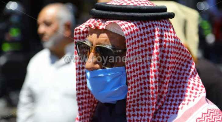 Jordan records 23 deaths and 3,644 new coronavirus cases