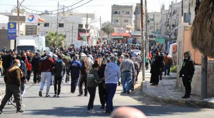 COVID-19 cases in Jordan increase by 53.4 percent in one week