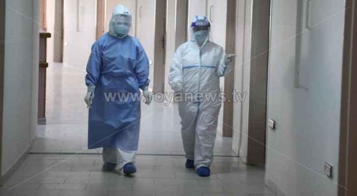Jordan records 25 deaths and 2,584 new coronavirus cases