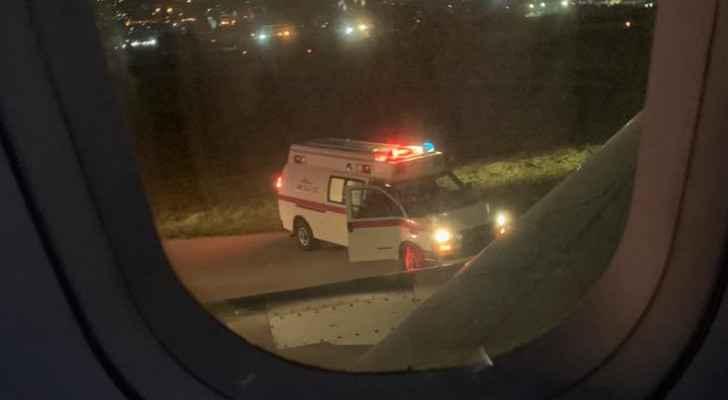 RJ flight makes emergency landing after taking off from Beirut