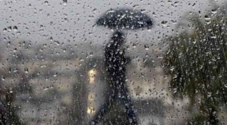 Scattered rain showers to possibly fall on Kingdom Monday