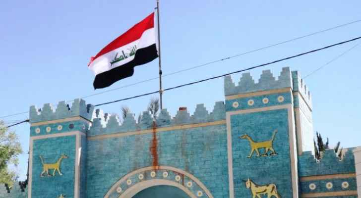 Iraqi embassy in Amman suspends operations Tuesday