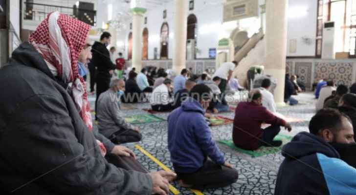 Awqaf Minister announces Friday lockdown mosque prayer time