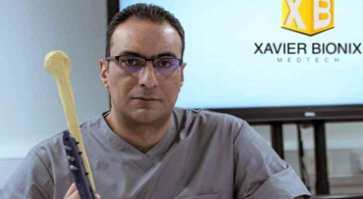 VIDEO: Jordanian doctor wins Venture 2021 School of Medicine Award in UK