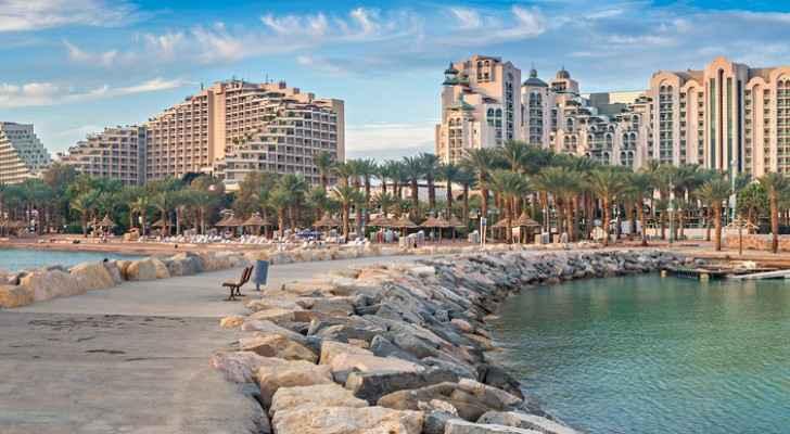Aqaba hotels reach over 30 percent occupancy Friday despite lockdown