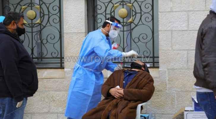 Jordan records 29 deaths and 4,584 new coronavirus cases